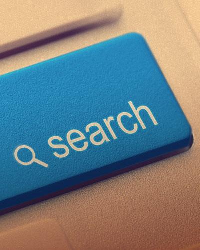 搜索結果全面覆蓋