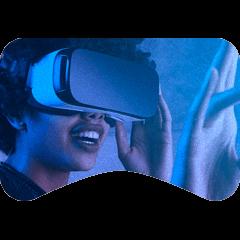 全景虛擬現實 (VR)
